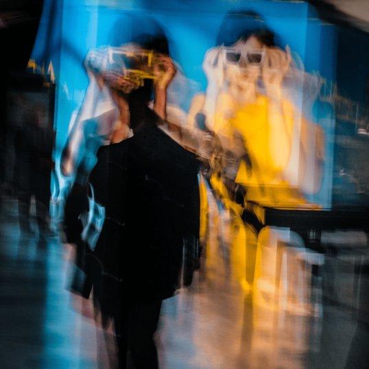The Big Swirl—Barney Cortez